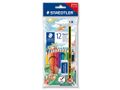 STAEDTLER Coloured pencil Noris value pack ass (14)