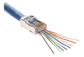 AUDIOVISION Modular contact EZ-RJ45 CAT6 (Intern Shield)
