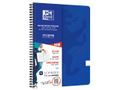 OXFORD Touch notesbog A4 linieret 70 ark 90g blå