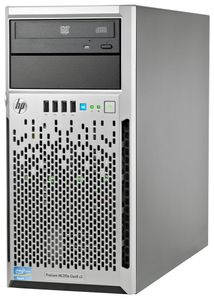 Hewlett Packard Enterprise CTO/ ML310e Gen8 v2 8SFF CTO (722447-B21)