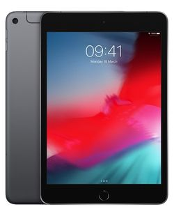 APPLE iPad mini 5 64GB (2019) 4G space grey DE (MUX52FD/A)