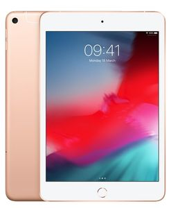 APPLE iPad mini 5 64GB 5th. Gen. (2019) 4G gold DE (MUX72FD/A)