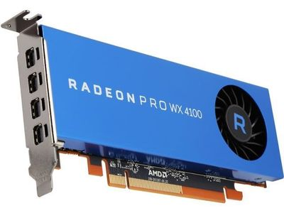 HP RADEON PRO WX 4100 4GB GRAPHICS                     IN EXT (Z0B15AA)