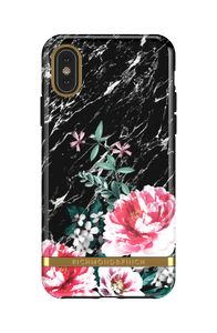 Richmond & Finch & Finch Black Marble Floral, iPhone Xs Max (IP65-603)