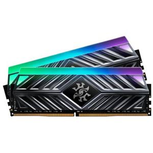 A-DATA ADATA XPG Spectrix D41 DDR4 16GB 2x8GB 2666MHz RGB TUNGSTEN GREY (AX4U266638G16-DT41)