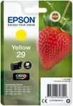 EPSON Singlepack Yellow 29 Claria Home Ink (C13T29844012)
