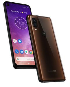 MOTOROLA One Vision XT1970-3 6.3inch FHD+ 4+128GB 48MP + 25MP Bronze Gradient NL BL DS Android (PAFB0002NL)