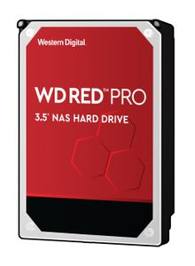 WESTERN DIGITAL 12TB RED 256MB 3.5IN SATA 6GB/S INTELLIPOWERRPM INT (WD120EFAX)
