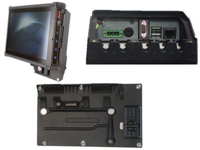 DATALOGIC DOCKING STATION 12-48 VDC FOR TASKBOOK WITHOUT LOCKS DC CABLE IN (94ACC0214)