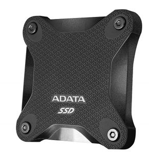 A-DATA External SSD SD600Q 960 GB, USB 3.1, Black (ASD600Q-960GU31-CBK)