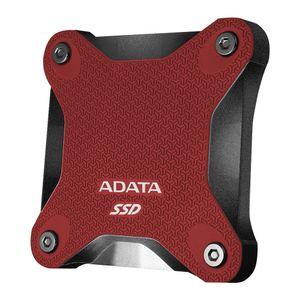 A-DATA ADATA SD600Q Ext SSD 480GB 440/ 430Mb/ s Red (ASD600Q-480GU31-CRD)