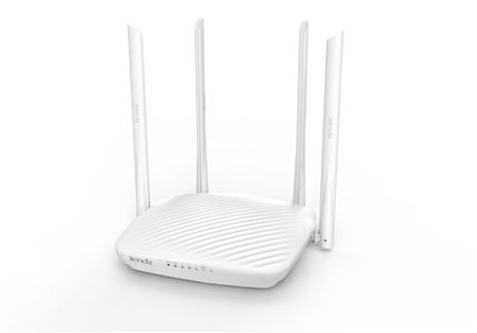 TENDA F9 600Mbps 2.4Ghz Router Factory Sealed (F9-EU)