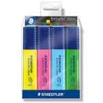 STAEDTLER Highlighter Set Of 4 Colors