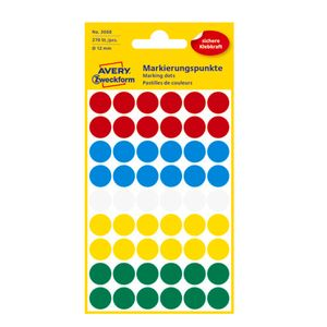 AVERY Labels Assorted (3088)