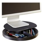 Spin2 Monitor Stand Black