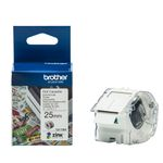 BROTHER VC-500W Labels Roll Cassette 25mm x 5m (CZ1004)