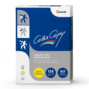 COLOR COPY Kopipapir ColorCopy Silk A3 135g pk/250 (88008546)