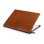 TWELVESOUTH Journal Brun, vintage leather case for MacBook Pro 13 med USB-C