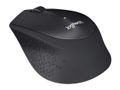 LOGITECH M330 Silent Plus Black - 2.4GHZ - EMEA