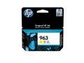HP 963 Yellow Original Ink Cartridge