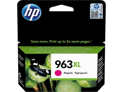 HP 963XL High Yield Magenta Ori Ink Cart (3JA28AE#BGX)