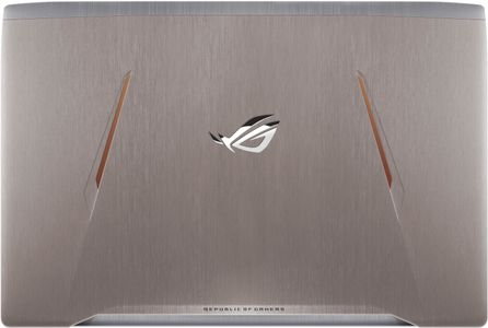 ASUS LCD Cover (Silver) (90NB0DQ3-R7A010)