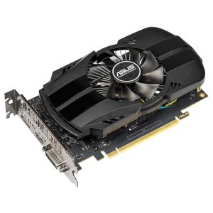 ASUS GeForce GTX 1650 Phoenix Grafikkort,  PCI-Express 3.0, 4GB GDDR5, Turing (PH-GTX1650-O4G)
