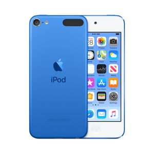 APPLE iPod touch 128 GB 7. Generation 2019 Blau - MVJ32FD/A (MVJ32FD/A)