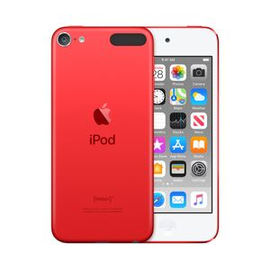 APPLE iPod touch 256 GB 7. Generation 2019 Product(RED) - MVJF2FD/A (MVJF2FD/A)