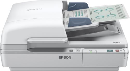 EPSON WORKFORCE DS-6500 SCANNER A4 /25 PPM / 1200DPI / USB       IN PERP (B11B205231)