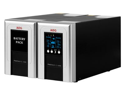 AEG UPS Protect C. Batter pack for C. 1000 (6000016106)