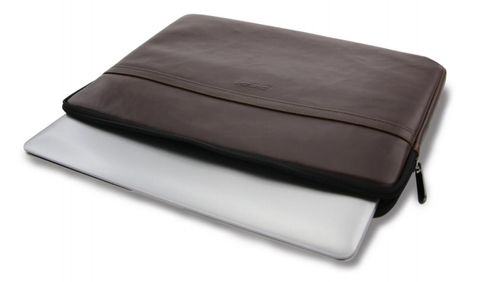 ACER NB Bag 14 Acer Premium Sleeve brown by Dicota 2 (LC.PLS14.001)