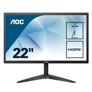 "AOC 54,6cm (21,5"") 22B1HS   16:09 HDMI  black 5ms (22B1HS)"