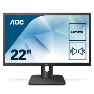 AOC 21,5 22E1D | 21, 5?-Business-Monitor mit Full HD (22E1D)