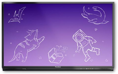 "PROMETHEAN 65"" AP7-U65-EU,  ActivPanel Nickel, 3840x2160,  350nits, Wi-Fi (Option), 15pt Vellum Touch (AP7-U65-EU-1)"
