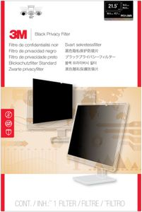 3M PF21.5W PRIVACY FILTER BLACK FOR 21,5IN / 54,6 CM / 16:9      IN ACCS (98044054298)