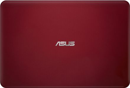 ASUS LCD Cover (Glamour Red) (90NB09S4-R7A010)