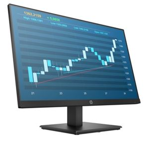 HP P244 60.4cm 23.8inch IPS FHD Monitor 1920x1080 5ms HDMI DisplayPort VGA 1000:1 250cd/m 3y. War. (5QG35AA#ABB)