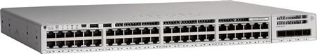 CISCO Catalyst 9200L 48 port data 4 x 1G Network Essentials (C9200L-48T-4G-E)