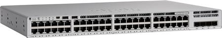 CISCO Catalyst 9200L 24 port PoE+ 4 x 10G Network Essentials (C9200L-24P-4X-E)