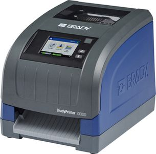 BRADY i3300 Industrial Label Printer (I3300-300-C-EU-W-LABS)