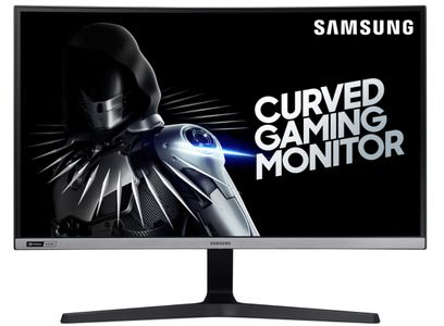 SAMSUNG G-sync comp Gaming monitor (LC27RG50FQUXEN)