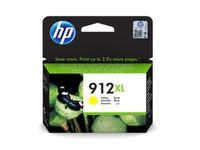 HP 912XL High Yield Yellow Ink