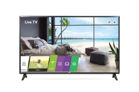 LG 43LT340C0ZB Signage TV 43inch FHD LED DVB-T2/ S2/ C 20W Speaker Hotel Mode IPS 16/ 7/ TwoPole External SPK Out / HDMI 2 EA (43LT340C0ZB)