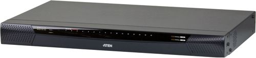 ATEN 16-Port 2-Bus CAT5e/6 KVM Over IP Switch (KN1116VA-AX-G)