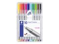 STAEDTLER Fineliner Triplus 0,3mm ass (10)