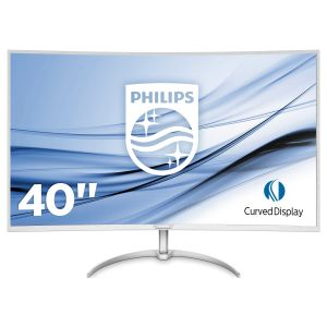 PHILIPS BDM4037UW 101CM 40IN VA LED 3840 X 2140 16:9 300CD/QM WHITE  IN MNTR (BDM4037UW/00)