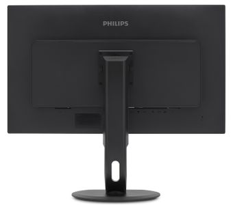 PHILIPS 31.5inch USB-C DOCKING DISPLAY 3840x2160 VA 4ms GtG HAS USB-C/ DP/ HDMI USB HUB Speakers VESA USB-C charging 60W HDR 600 (328P6VUBREB/00)
