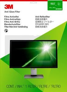 3M AG19.5W9 ANTI-GLARE FILTER FOR 19.5IN / 49.5 CM / 16:9 ACCS (98044058372)