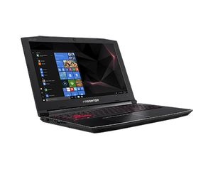 ACER PH315-51-7779 15.6in FHD comfyview IPS i7-8750H 2x8GB RAM 512GB PCIe SSD GTX 1060 6GB Black W10H (WU)(RDKK) (NH.Q3FED.009)